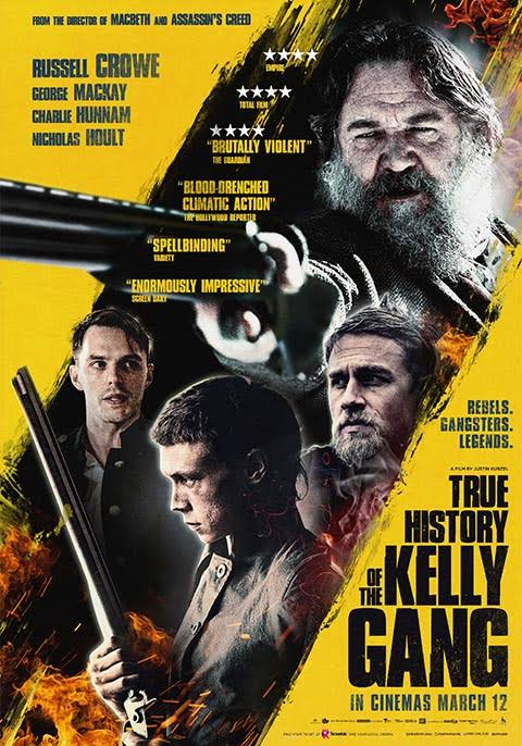 True History of the Kelly Gang مترجم