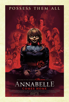 Annabelle Comes Home مترجم