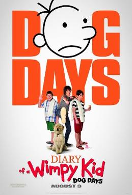 Diary of a Wimpy Kid: Dog Days مترجم